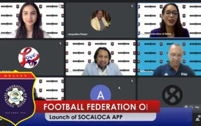 SocaLoca and the Football Federation of Belize enter partnership to deploy the SocaLoca platform in developing grassroots football in Belize