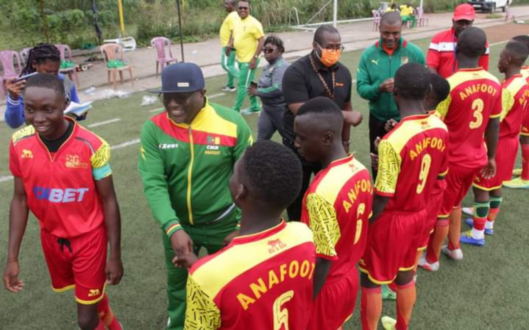 ANAFOOT run first Regional Football Tournament via SocaLoca Competition Management Module